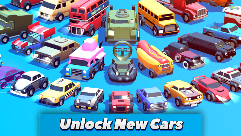 Unlock New Cars
